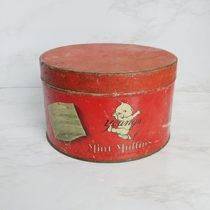 Vintage Youngs Mint Muffins Tin